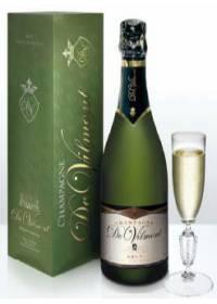 Vino Champagne Brut Blanc de Blancs